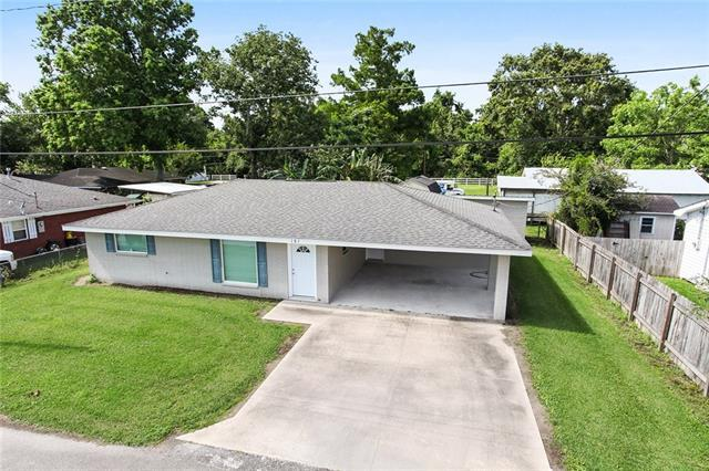 161 Schaubhut Lane, Des Allemands, LA 70030 (MLS #2204101) :: Crescent City Living LLC