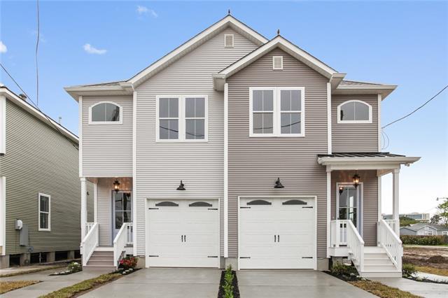 1105 Claiborne Drive, Jefferson, LA 70121 (MLS #2204139) :: Crescent City Living LLC