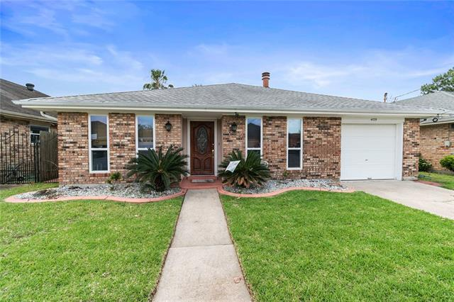 4129 Indiana Avenue, Kenner, LA 70065 (MLS #2204230) :: The Sibley Group