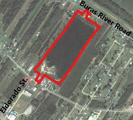 Highway 11 To Buras River Road, Buras, LA 70041 (MLS #2204306) :: Crescent City Living LLC