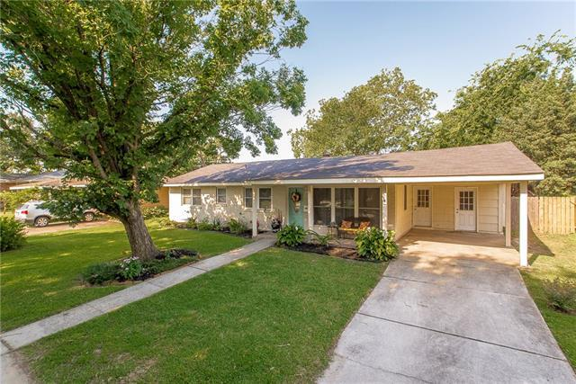 3600 Academy Drive, Metairie, LA 70003 (MLS #2204351) :: The Sibley Group