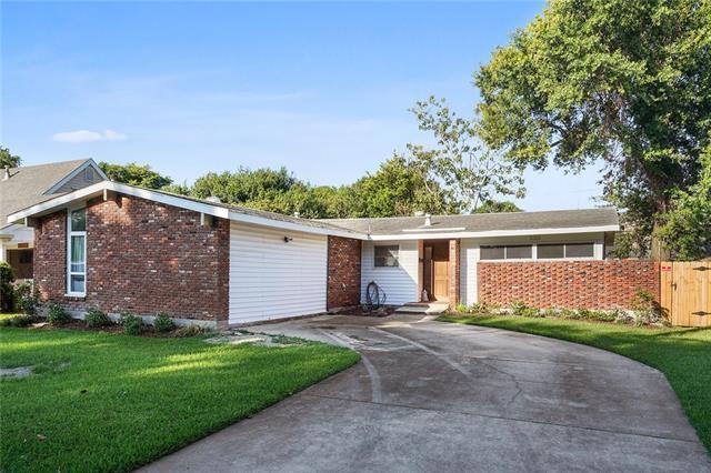 3101 Roberta Street, Metairie, LA 70003 (MLS #2204535) :: Turner Real Estate Group