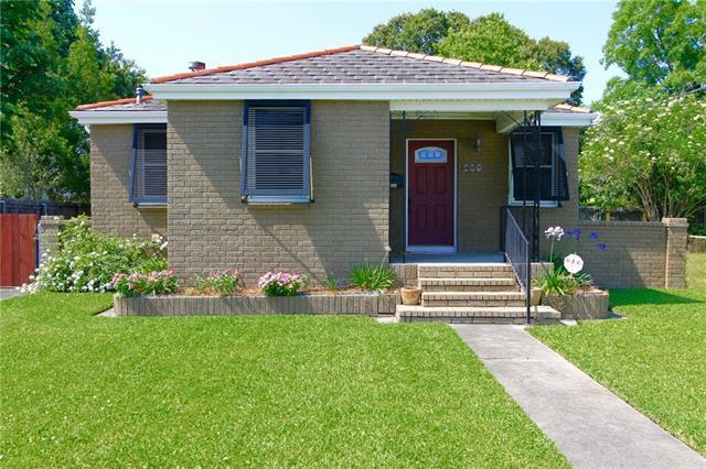 209 Mandarin Street, Metairie, LA 70005 (MLS #2204585) :: Turner Real Estate Group