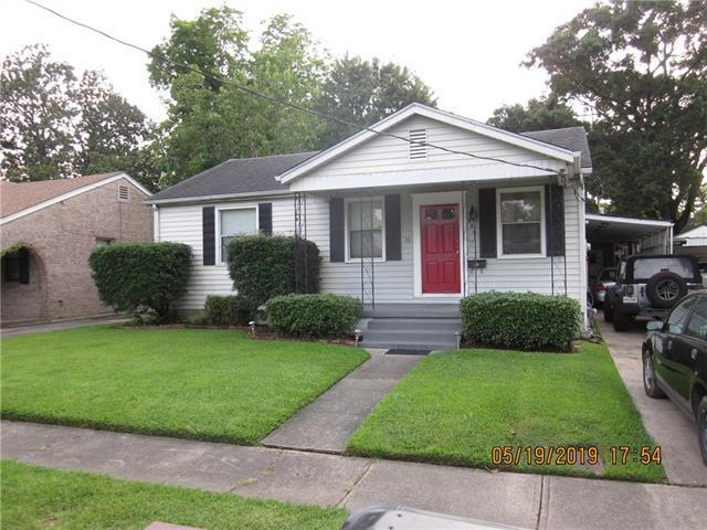 550 Julius Avenue, Jefferson, LA 70121 (MLS #2204615) :: Crescent City Living LLC