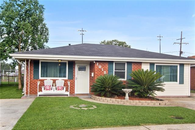1812 Dogwood Drive, Harvey, LA 70058 (MLS #2204631) :: Inhab Real Estate