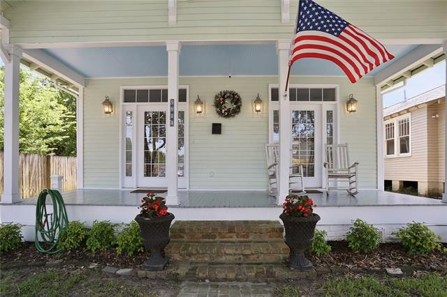 5814 Willow Street, New Orleans, LA 70115 (MLS #2204706) :: Inhab Real Estate