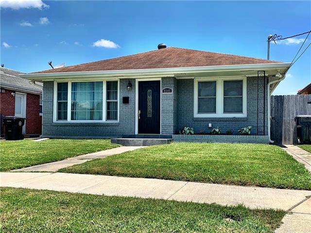 2245 Dreux Avenue, New Orleans, LA 70122 (MLS #2204822) :: Crescent City Living LLC