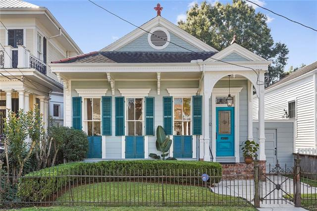3432 Chestnut Street, New Orleans, LA 70115 (MLS #2204873) :: ZMD Realty