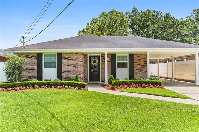 917 N Woodlawn Avenue, Metairie, LA 70001 (MLS #2204893) :: Amanda Miller Realty