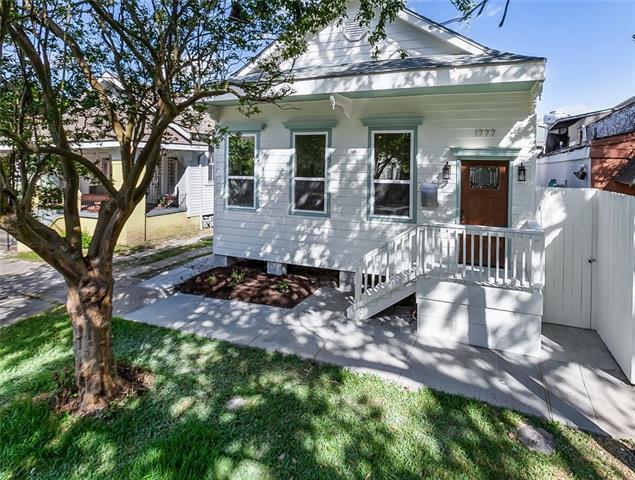 1777 N Dorgenois Street, New Orleans, LA 70119 (MLS #2204913) :: Top Agent Realty