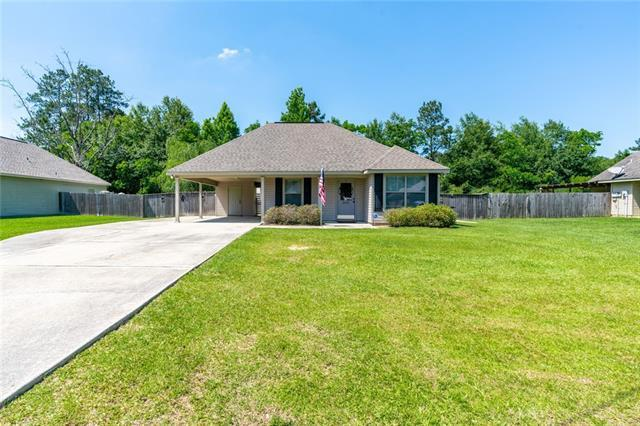 11503 Rabbit Run Drive, Hammond, LA 70401 (MLS #2204953) :: Turner Real Estate Group