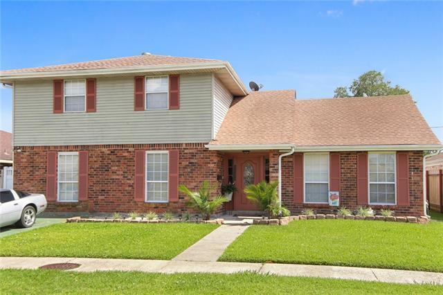 5565 Trinity Drive, Marrero, LA 70072 (MLS #2205017) :: Turner Real Estate Group