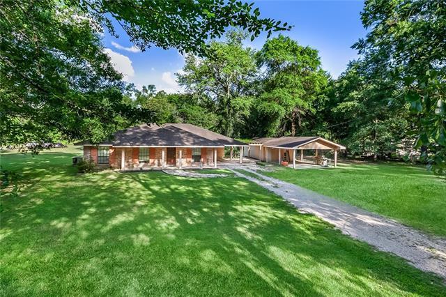 70184 Archie Singletary Road, Pearl River, LA 70452 (MLS #2205063) :: Turner Real Estate Group