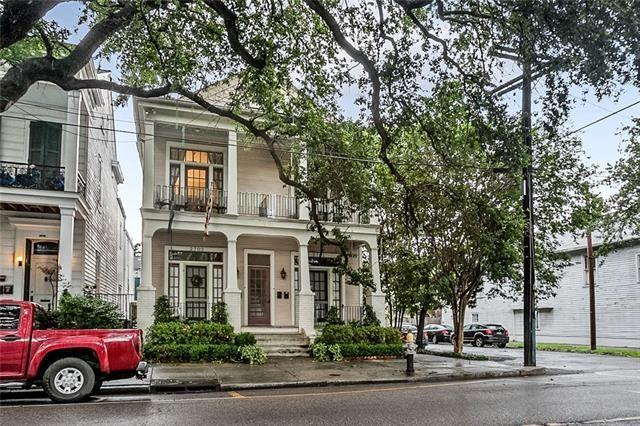 2703 Magazine Street Upper, New Orleans, LA 70130 (MLS #2205172) :: Crescent City Living LLC