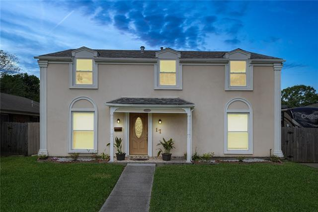 17 Driftwood Boulevard, Kenner, LA 70065 (MLS #2205183) :: Watermark Realty LLC