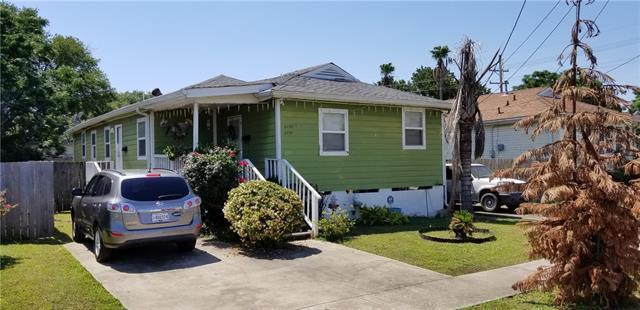 6230-6232 Eads Street, New Orleans, LA 70122 (MLS #2205220) :: Crescent City Living LLC