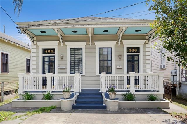 404-406 Pacific Avenue, New Orleans, LA 70114 (MLS #2205254) :: Inhab Real Estate