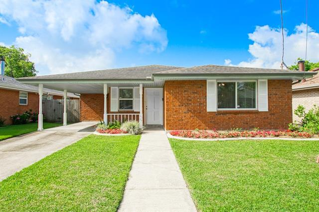 4524 Meadowdale Street, Metairie, LA 70006 (MLS #2205290) :: Watermark Realty LLC