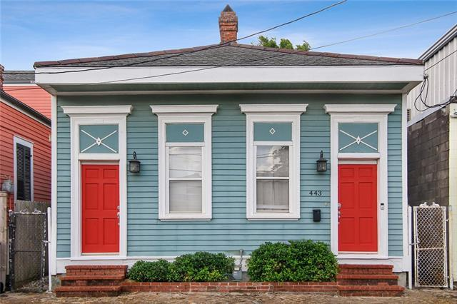 443 Philip Street, New Orleans, LA 70130 (MLS #2205451) :: Crescent City Living LLC