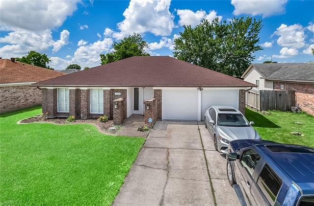1740 Stall Drive, Harvey, LA 70058 (MLS #2205502) :: Watermark Realty LLC
