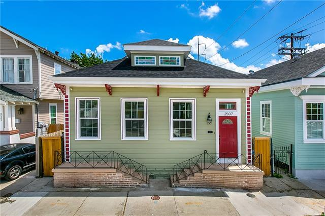 2507 St Ann Street, New Orleans, LA 70119 (MLS #2205507) :: Watermark Realty LLC