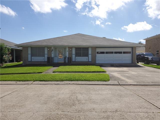 6 Osborne Avenue, Kenner, LA 70065 (MLS #2205578) :: Watermark Realty LLC