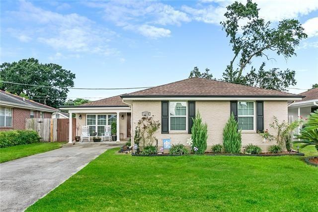 1804 Frankel Avenue, Metairie, LA 70003 (MLS #2205618) :: Crescent City Living LLC