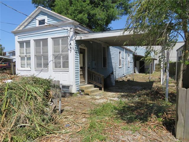 457 Brooklyn Avenue, Jefferson, LA 70121 (MLS #2205621) :: Crescent City Living LLC