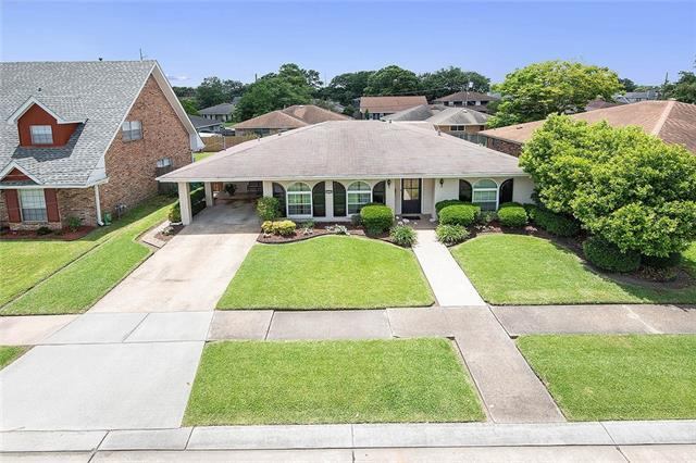 4420 Jeannette Drive, Metairie, LA 70003 (MLS #2205842) :: The Sibley Group