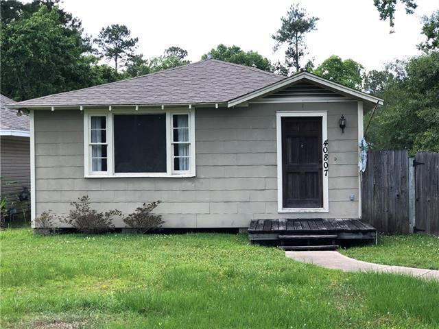 40807 Chinchas Creek Road, Slidell, LA 70461 (MLS #2205959) :: Turner Real Estate Group