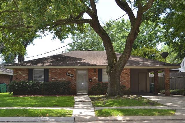 8820 Darby Lane, River Ridge, LA 70123 (MLS #2206080) :: Amanda Miller Realty