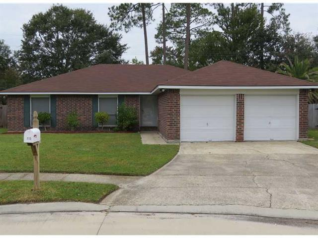 115 Leonell Circle, Slidell, LA 70458 (MLS #2206107) :: Top Agent Realty