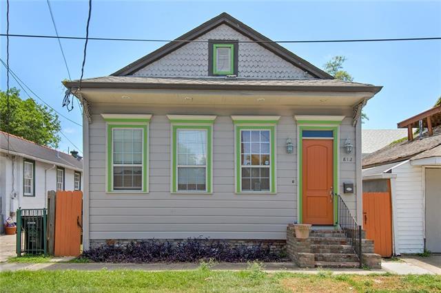 812 N Dupre Street, New Orleans, LA 70119 (MLS #2206160) :: Parkway Realty