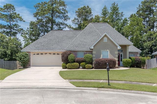103 Tammy Drive, Slidell, LA 70458 (MLS #2206217) :: Turner Real Estate Group