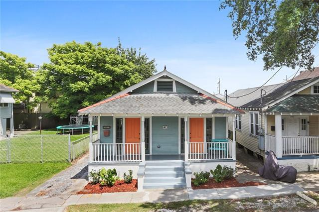 1413 Poland Avenue, New Orleans, LA 70117 (MLS #2206228) :: Inhab Real Estate