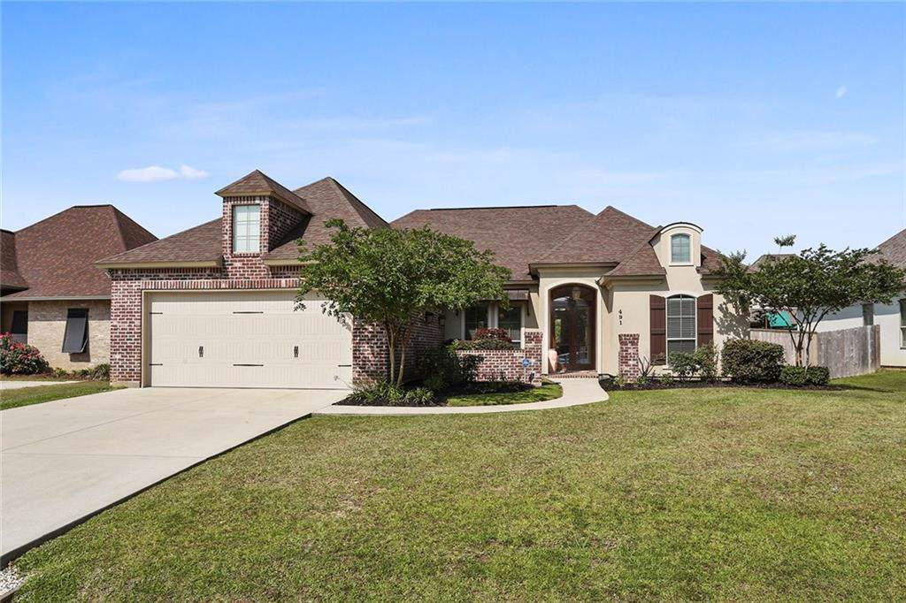 491 Chateau Grimaldi Drive, Mandeville, LA 70471 (MLS #2206425) :: Watermark Realty LLC