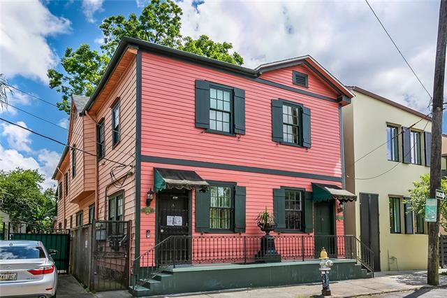 1824 Burgundy Street A, New Orleans, LA 70116 (MLS #2206478) :: Inhab Real Estate