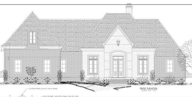 Lot 36 Antioch Drive, Mandeville, LA 70471 (MLS #2206482) :: Amanda Miller Realty