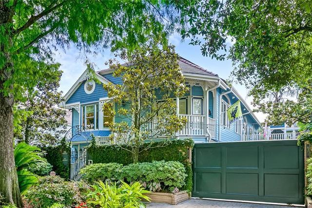 821-823 Nashville Avenue, New Orleans, LA 70115 (MLS #2206859) :: Inhab Real Estate