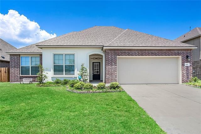 441 West Lake Drive, Slidell, LA 70461 (MLS #2206880) :: Turner Real Estate Group
