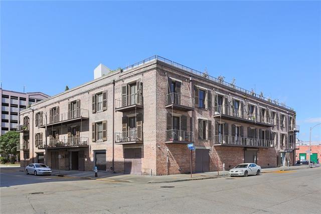 900 S Peters Street L4, New Orleans, LA 70130 (MLS #2207004) :: Inhab Real Estate