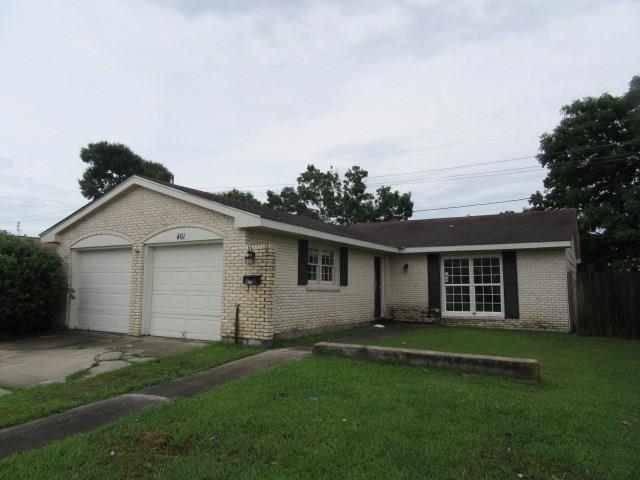 461 Brookmeade Drive, Jefferson, LA 70056 (MLS #2207044) :: Parkway Realty