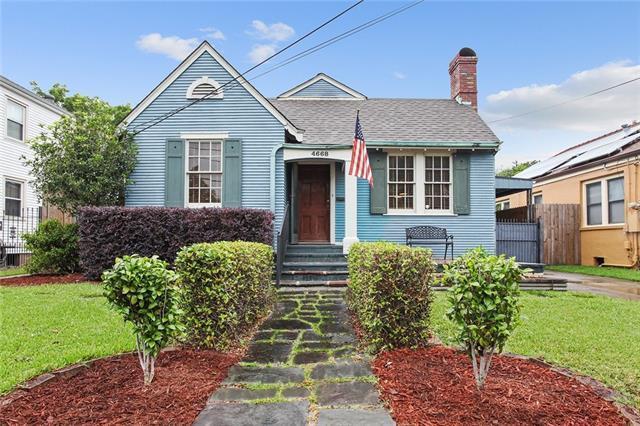 4668 Painters Street, New Orleans, LA 70122 (MLS #2208286) :: The Sibley Group