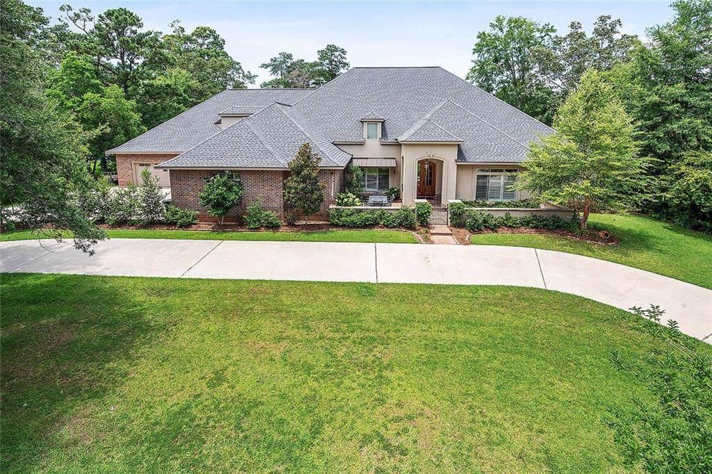 202 Tchefuncte Drive, Covington, LA 70433 (MLS #2208324) :: Turner Real Estate Group