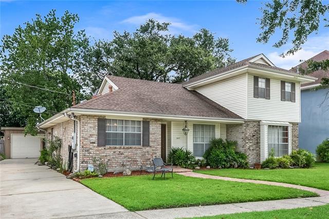 3917 Haddon Street, Metairie, LA 70002 (MLS #2208379) :: Watermark Realty LLC