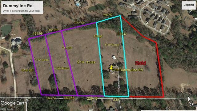 5.38 AC Dummyline Rd Road, Madisonville, LA 70447 (MLS #2208437) :: Turner Real Estate Group