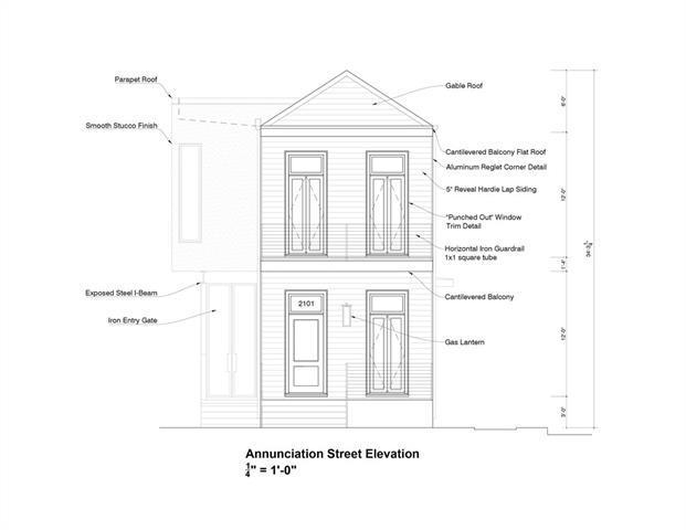 2101-03 Annunciation Street, New Orleans, LA 70130 (MLS #2208509) :: Inhab Real Estate