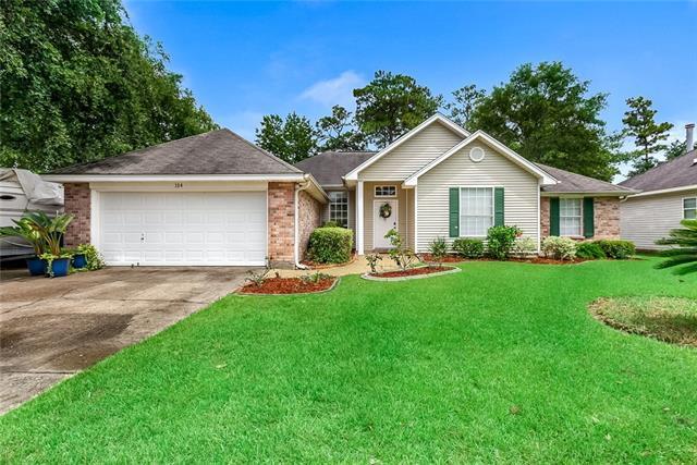 104 Danielle Boulevard, Slidell, LA 70458 (MLS #2208562) :: Turner Real Estate Group