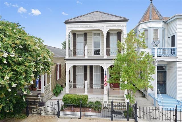 2837 Carondelet Street, New Orleans, LA 70115 (MLS #2208576) :: Top Agent Realty