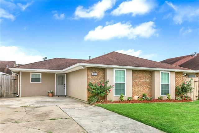 2713 Earl Drive, Meraux, LA 70075 (MLS #2208986) :: Top Agent Realty